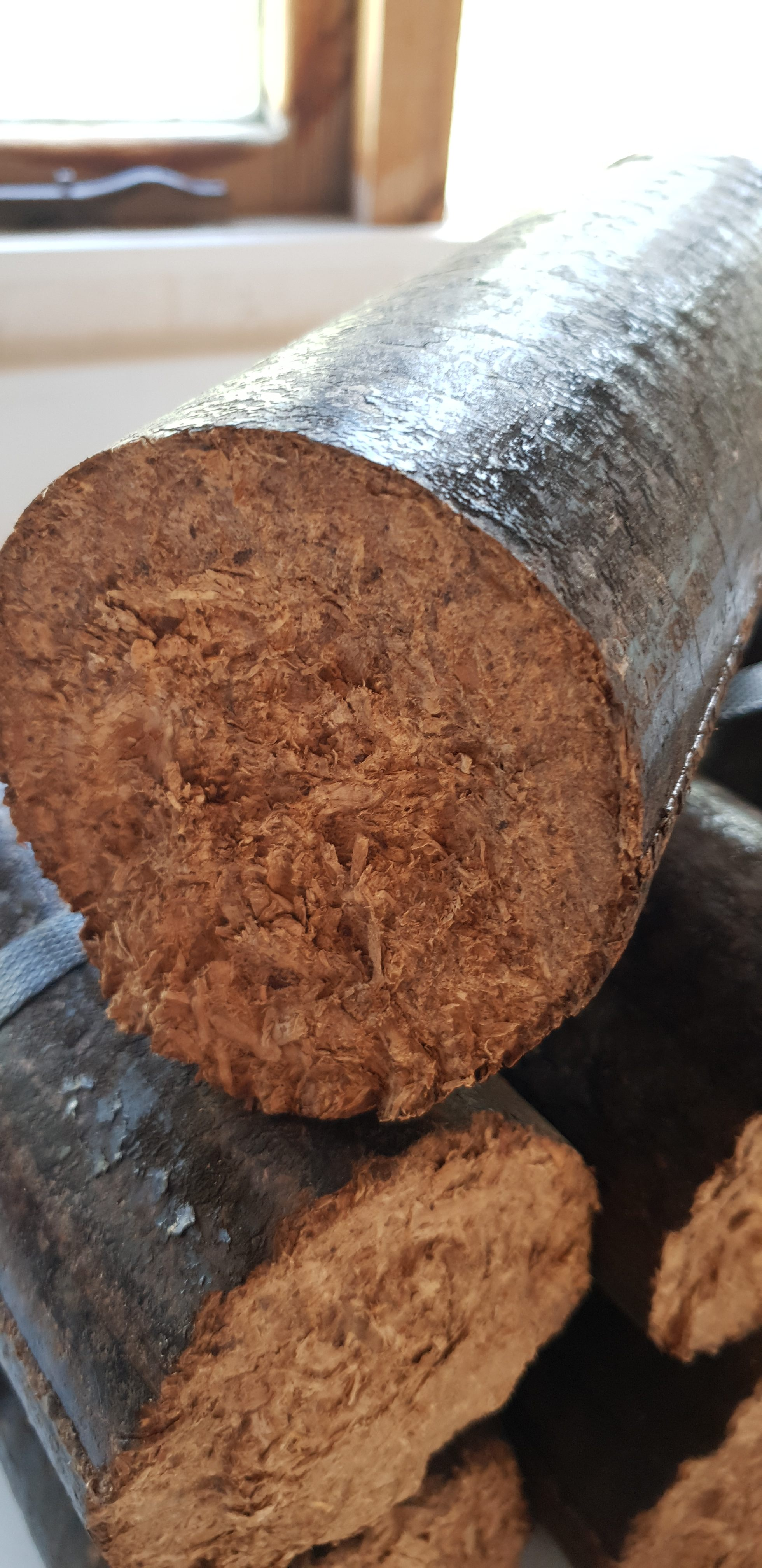 Hardwood Fuel Pellets In The UK. Where are they? | Archer's Mushrooms | Gourmet Mushrooms | UK Hardwood Fuel Pellets