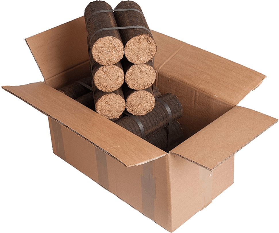 Hardwood Fuel Logs For Mushrooms | Archers Mushrooms