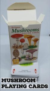 A Great Gift For Mushroom Enthusiasts | Mushroom Playing Cards Archers Mushrooms | Mushroom Blogs | Mushroom Growing | Mushroom Tips | Mushroom Business