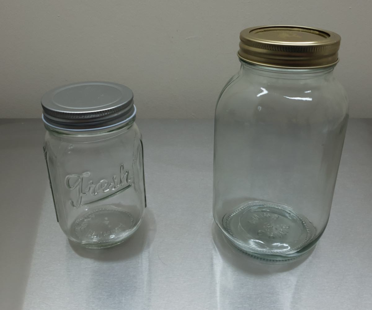 How To Make Grain Spawn Jars or 'AirPort' Jars | Archer's