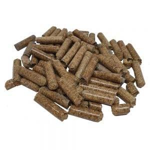 Hardwood Oak Fuel Pellets