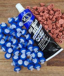 RTV Silicone | Syringe Filter | 13mm Self Healing Rubber Injection Port | | Archers Mushrooms | Mushroom Blogs | Mushroom Growing | Mushroom Tips | Mushroom Business
