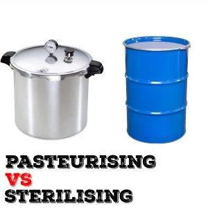 Pasteurising vs Sterilising When Mushroom Growing | Mushroom Blogs | Mushroom Growing | Mushroom Tips | Mushroom Business