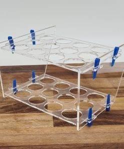 Archer's Mushrooms Test Tube Rack | Archer's Mushrooms Supplies | Gourmet Mushroom Growing Supplies